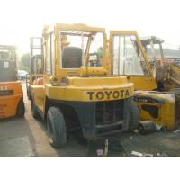 Cheap original from Japan, 7 ton used forklift Toyota FD70,sale in Shanghai for sale
