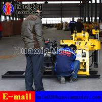 Cheap China high efficiency HZ-200Y Hydraulic Rotary Drilling Rig water well drilling rig for sale for sale
