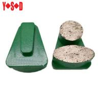 China Snap On Toolings Tow diamond segments for Scanmaskin and Wedge Locking Blocks on sale