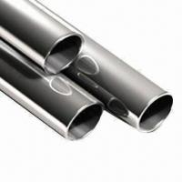 Cheap ASTM A240 321 Stainless Steel Tubes/Pipes with 2 to 100mm Wall Thicknesses and 6 to 1,200mm OD for sale