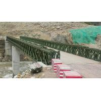 Cheap Highly Mobile Emergency Bridge Q345B Steel Easy Recycle Transport for sale