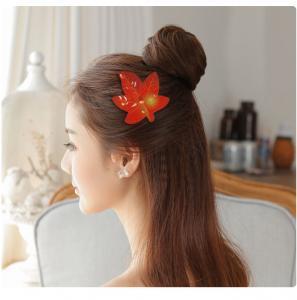 Cheap Hair Decoration Leather Velcro Hair Bows For Infants / Babies / Little Girls wholesale