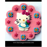 Cheap Factory price-good quanlity cheaper paper fridge magnet / paper magnet for decoration for sale