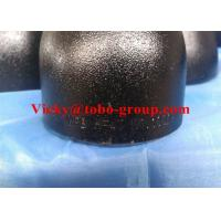 Butt welded pipe fitting carbon steel cap astm a