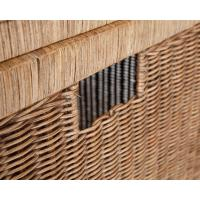 China Nature Fancy bamboo basket for picnic on sale