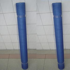 China Different colors alkali - resistant fiberglass mesh used for construction material on sale