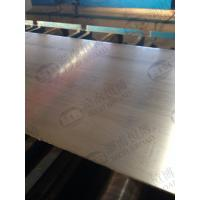 China 914*610*1.5mm Engraving Magnesium Metal Sheet Plate Polished Silver Smooth Surface on sale