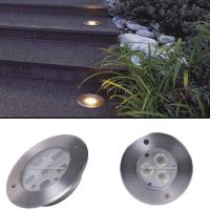 Cheap EMC Test Paaed CRI 85 Aluminum Material Housing LED Underground Light wholesale