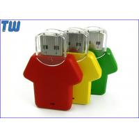 Cheap Uniform Plastic 16GB USB Thumb Drive Customized Color and Printing for sale