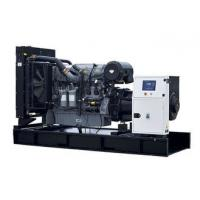 Cheap 50Hz 3 Pole MCCB PERKINS Diesel Generator Open Type Working Perfectly In Open Air for sale