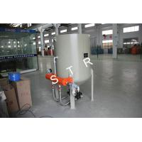 Cheap Automated Portable Sand Blasting Machine / Portable Grit Blasting Equipment for sale