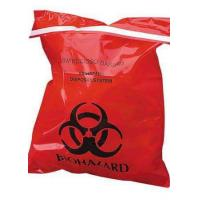 Cheap Large Autoclavable Biohazard Waste Bags Recyclable 15 - 100 Micron Thickness for sale