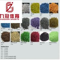 Cheap EPDM granules for playgrounds for sale