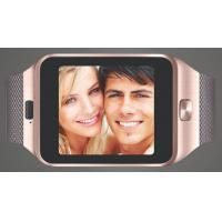 Cheap 2015 competitive price wemelody Z09 smart watch with sim card for sale