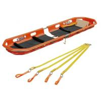 Cheap ABS Emergency Rescue Basket Stretcher With Safety Belts For Transfer Patients for sale