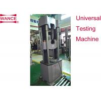 Cheap Class 0.5 Tension Testing Equipment , Hydraulic Compression Testing Machine for sale