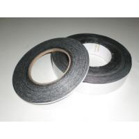 China Hollow glass butyl rubber sealant tape used for the first sealing of insulating glass self adhesive on sale