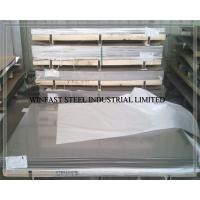 Buy cheap High Purity Ferrite Stainless Steel Metal Plate Cold Rolled Grade 445J1 445J2 from wholesalers