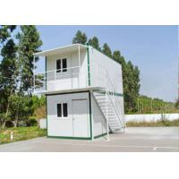 Cheap Modular  Luxury Pre Built Shipping Container Homes To Live In  Recycle for sale