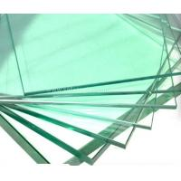 Cheap Coloured Anti Clear Sheet Glass Floating , Architectural / Vehicle Glass Mirrors for sale