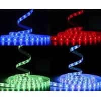 Cheap Changeable Emitting Color SMD 5050 LED Strip Light 100000 Hours Working Lifetime for sale