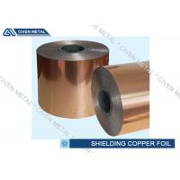 China ED Red Copper Shielding Foil FOR Healthcare and hospital construction on sale