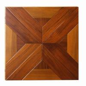 Cheap Santos Mahogany wooden Parquet flooring for sale