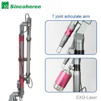 China Nd YAG Q Switched Laser For Tattoo Removal / Vascular Lesions Removal Long Pulse on sale