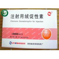 Cheap 5000IU Human Chorionic Gonadotropin HCG for Stimulation Progesterone for sale