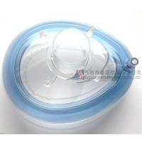 Cheap Clear Infant Baby Hosptial Inflatable Anesthesia Face Mask ISO13485 wholesale