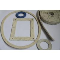 Cheap Heat Resistant Fiberglass Gasket Custom Seals And Gaskets For Stove for sale