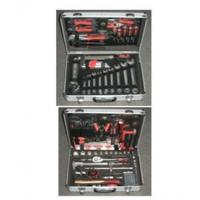 China 159 pcs professional tool set,with pliers ,hammer ,wrench ,screwdriver ,knife,sockets. on sale