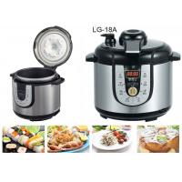 Cheap 5 Litre All In One Pressure Cooker Slow Cooker 10 QT Temperature Adjustable for sale