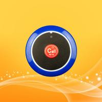 Wall Mounted Emergency Alarm Button , Security Panic Button System Remote Alarm