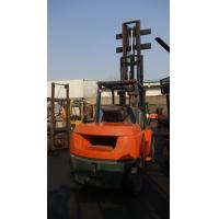 Cheap hot sale for the TOYOTA 5 ton used forklift for sale