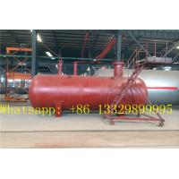 Cheap CLW brand 60,000L LPG gas storage tank for propane for sale, ASME standard surface lpg gas storage tank for propane wholesale