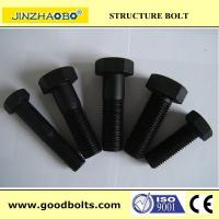 China M12-M20 Black ASTM A325 Heavy Hex Structural Bolt on sale