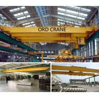 Cheap 50ton crane for sale.Top quality QD type overhead crane with travelling trolley hook for sale