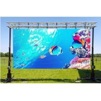Buy cheap High Quality Rental LED Display P3.91 Outdoor LED Video Wall for Stage Event from wholesalers