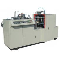 Cheap High Speed Beverage / Ice Cream Cup Making Machinery 2-16 oz for sale