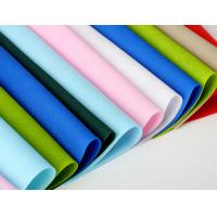 China Reusable PP Non Woven Fabric Roll 9gsm ~ 250gsm Weight Width Customized on sale