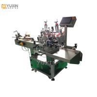 Cheap industrial used automatic beer glass bottle labeling machine for sale for sale