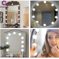 China 5V 2A Makeup Mirror LED Light Kit Cosmetic Dimmer Controller Waterproof on sale
