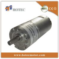 Battery operated 12v low speed high torque dc motor with for 24v dc motor high torque low speed