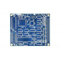Cheap Industrial Control FR4 PCB Circuit Board With One Stop Turnkey Service PCB Manufacturing Process for sale
