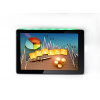 Wall Mount Android Touch Screen Tablet PC With POE, WiFi, Serial Port