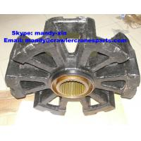 Cheap NIPPON SHARYO (NISSHA) DHP80 Sprocket / Drive Tumbler for Crawler crane undercarriage parts for sale