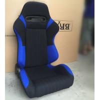 Cheap JBR1042 Easy Installation Sport Racing Seats With Adjuster / Slider Car Seats wholesale