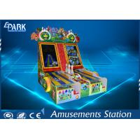 Cheap Indoor Mini Bowling Amusement Game Machines Indoor Arcade Game With 42 Inch LCD for sale