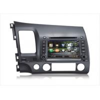 Cheap Civic 7 inches Automobile DVD Players Navigation with Bluetooth for sale